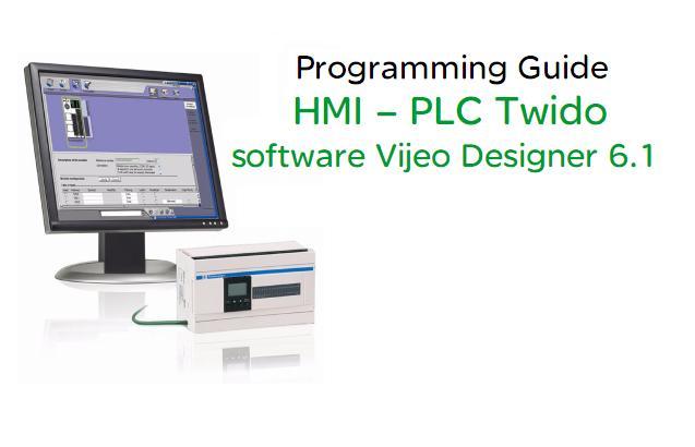 PLC Twido HMI